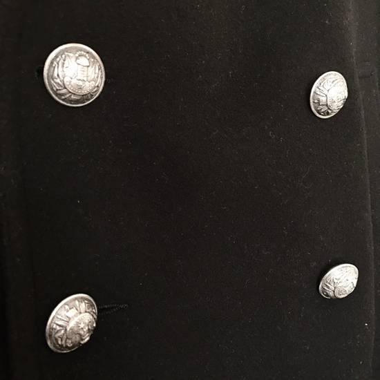 Balmain Wool-Blend Peacoat Size US S / EU 44-46 / 1 - 2