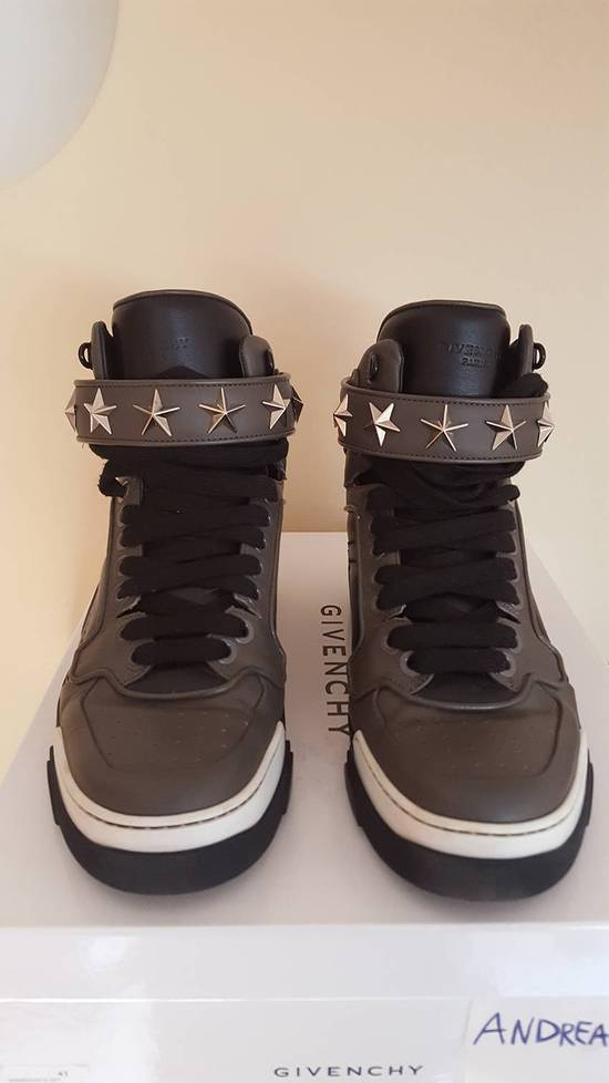 Givenchy Tyson High Sneakers Size US 8 / EU 41 - 1
