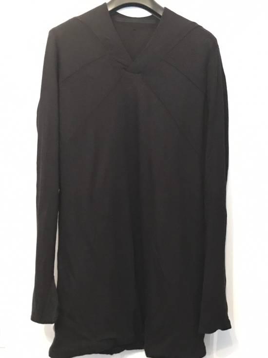 Julius Black Oversized Padded Long Sweater Size US M / EU 48-50 / 2