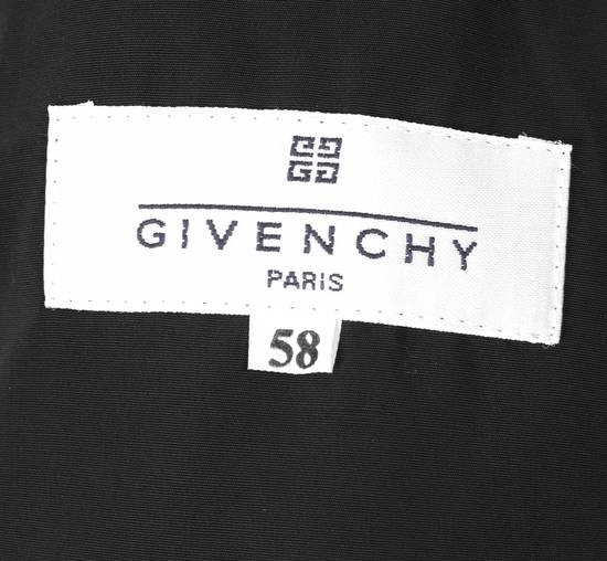 Givenchy Paris Vintage Lightweight Thin Black Men Jacket 58 size Size US XXL / EU 58 / 5 - 6
