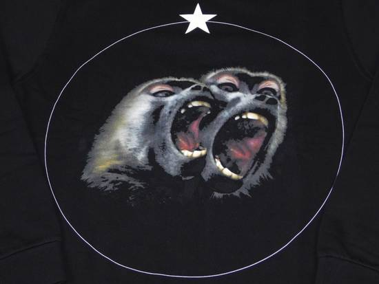 Givenchy Givenchy Monkey Brothers Sweatshirt 100% Authentic RRP £520 Size US L / EU 52-54 / 3 - 2