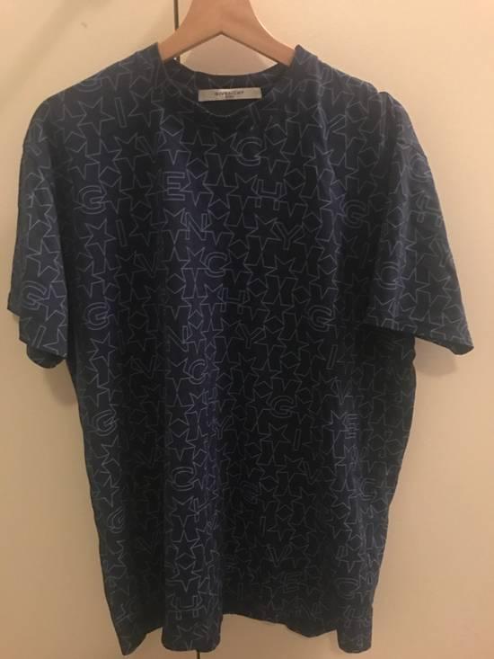 Givenchy givenchy blue full print columbian Size US XS / EU 42 / 0
