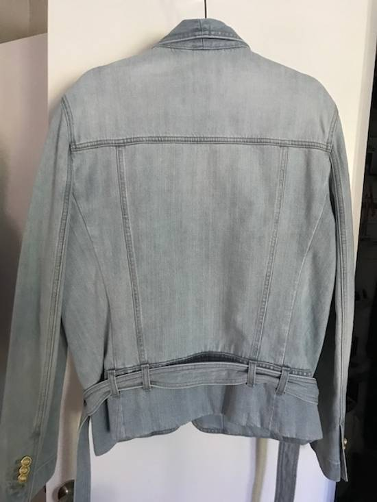 Balmain Balmain denim jacket with belt Size US M / EU 48-50 / 2 - 3