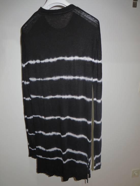 Balmain Tie-dye linen t-shirt Size US M / EU 48-50 / 2 - 6
