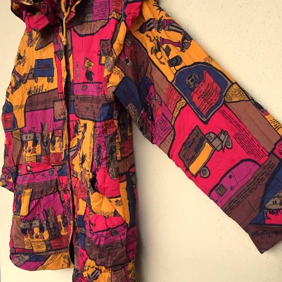 Vintage Vintage!! H-L HENRI LUC CHAPIUS Sportwear Cote D'Azur Designer Outdoor Windbreaker Full Print Pop Art Henri Luc Chapius Women Size Large Size US L / EU 52-54 / 3 - 3