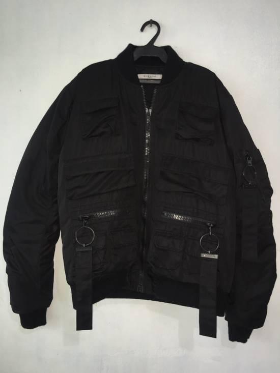 Givenchy Givenchy multipocket bomber jacket Size US M / EU 48-50 / 2