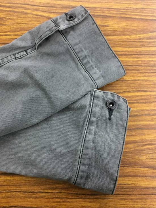 Julius Julius 7 Gray Denim Jacket Large//3 Excellent Condition Size US L / EU 52-54 / 3 - 3
