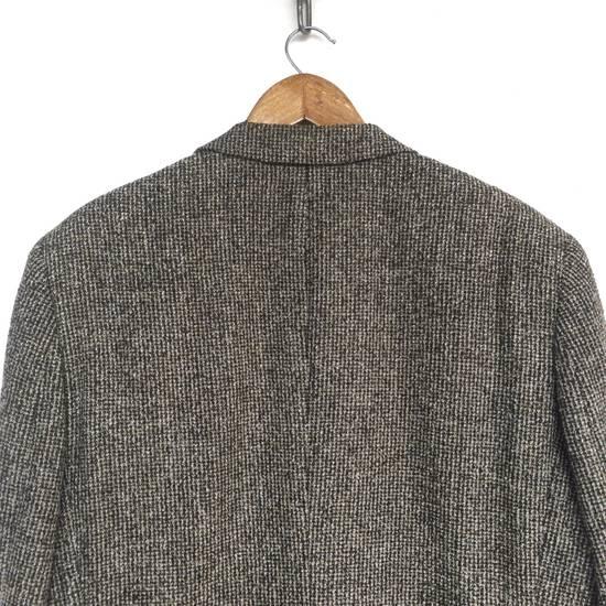 Balmain Tailored BALMAIN Blazer Italia Wool Woven by Ponzone Biellese Size 40R - 8