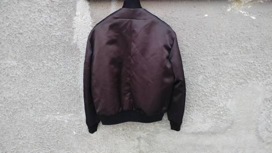 Givenchy $2850 Givenchy Madonna and Baby Jesus Satin Purple Bomber Jacket size 50 Size US M / EU 48-50 / 2 - 7