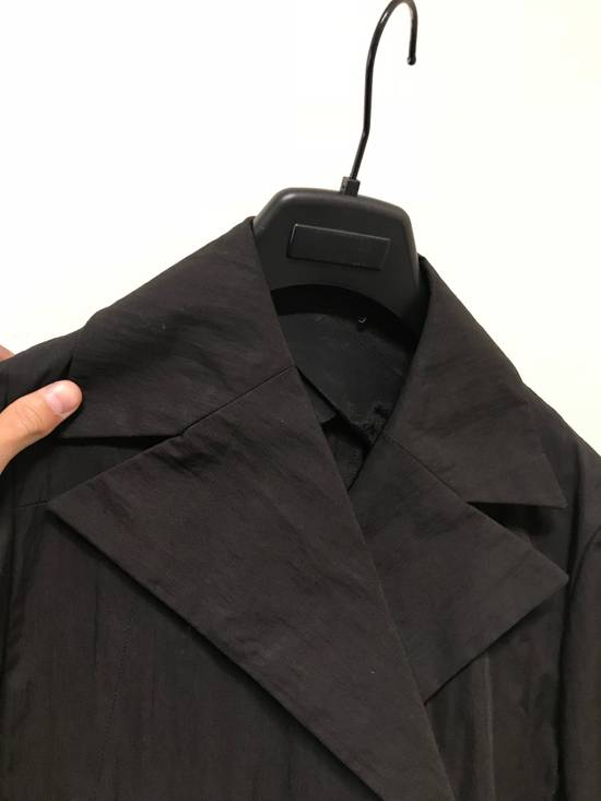 "Julius ""I Enjoy Luxury...Mouth In The Dust"" Black Blazer Jacket Size US L / EU 52-54 / 3 - 8"