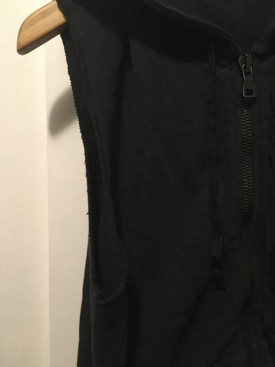 Balmain SS12 Sleevless Hoodie Size US XS / EU 42 / 0 - 4