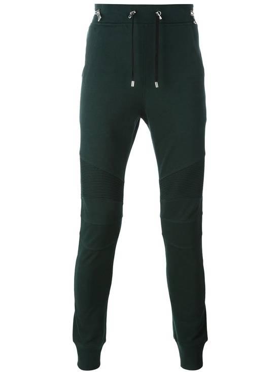 Balmain Balmain Green Sweatpants Size US 34 / EU 50