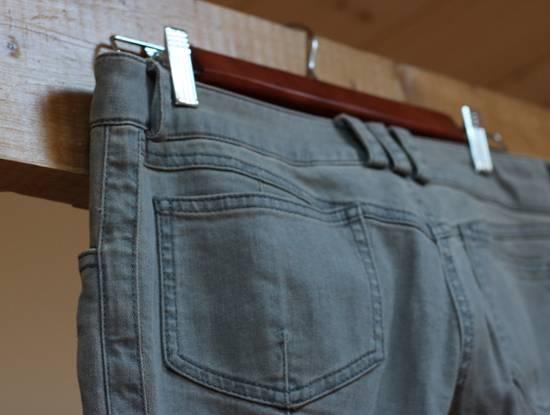 Balmain Stretch Denim Cotton Biker Jeans Size US 26 / EU 42 - 7