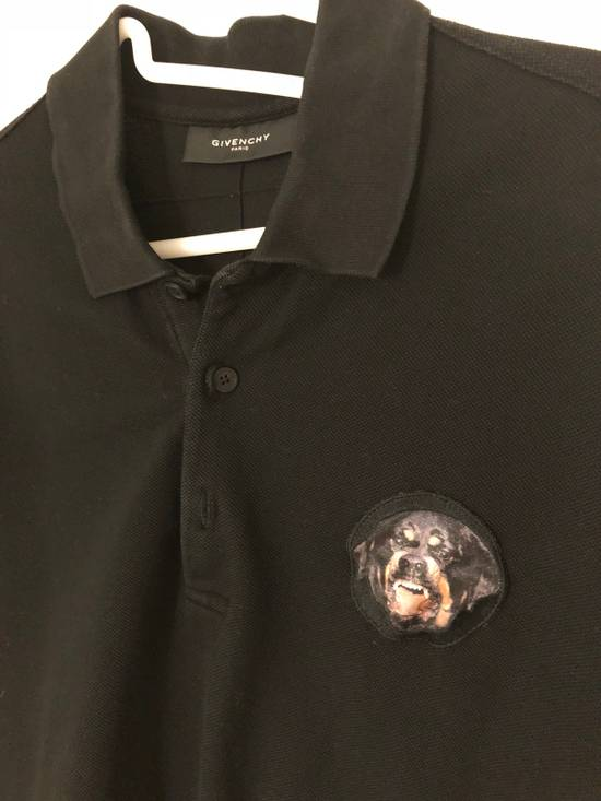 Givenchy Black Rottweiler Polo Size US L / EU 52-54 / 3 - 1