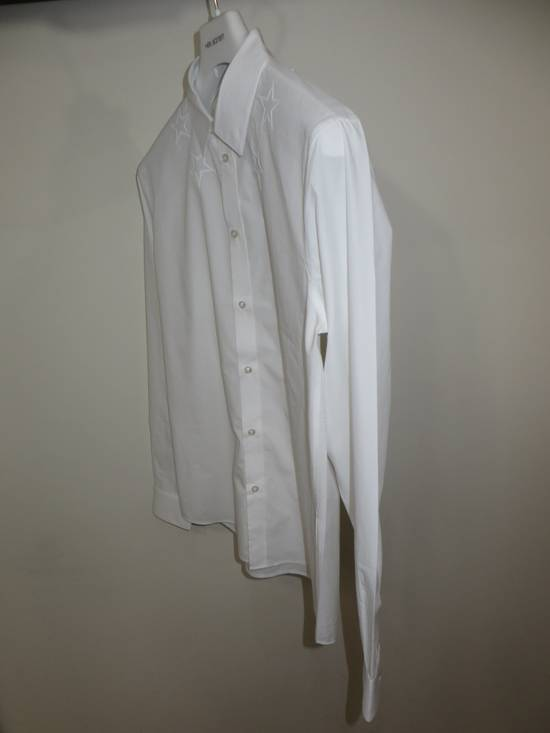 Givenchy Embroidered stars shirt Size US XXL / EU 58 / 5 - 3