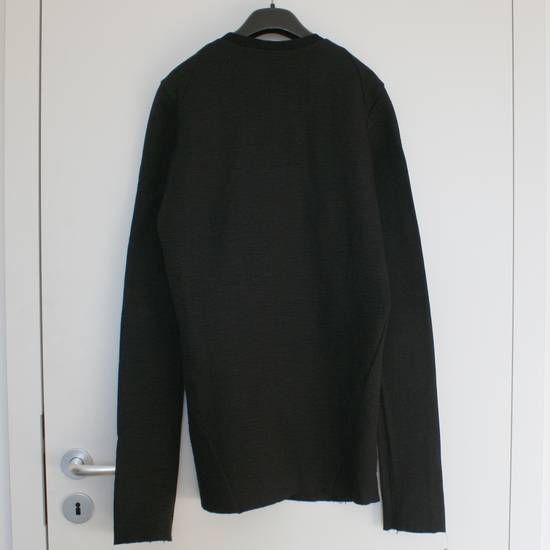 Julius Panaled Sweater / Open Seam Size US S / EU 44-46 / 1 - 4