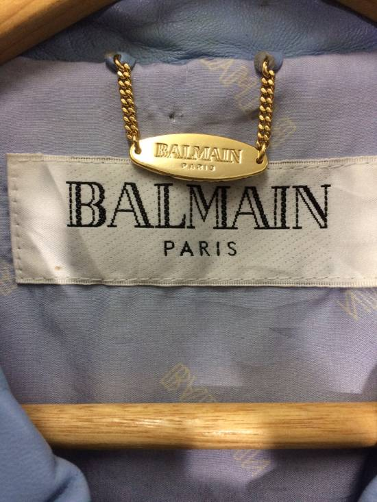 Balmain Balmain Paris Faux Leather Jacket Size US M / EU 48-50 / 2 - 6