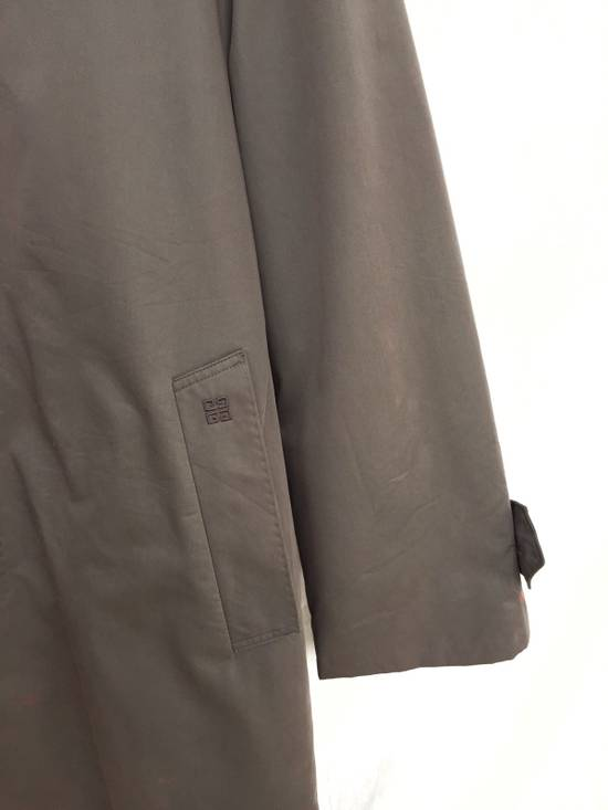 Givenchy [ LAST DROP ! ] Dark Brown Oversized Trench Coat/Jacket Size US L / EU 52-54 / 3 - 4