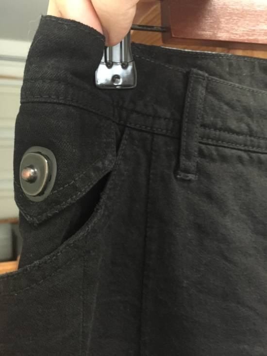 Julius AW12 Resonance Black Cotton Denim Size 1 Size US 30 / EU 46 - 5