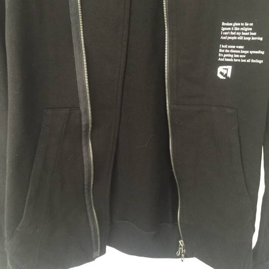 Julius Dust zip up hoodie s/s2017 (BNWT) Size US S / EU 44-46 / 1 - 5