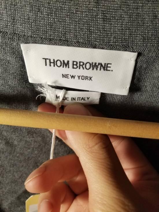 Thom Browne Thom Browne V neck Cardigan merino wo Size US XL / EU 56 / 4 - 5