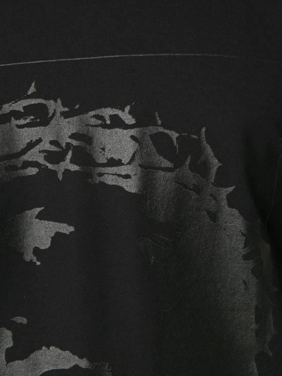 Givenchy $450 Givenchy Jesus Christ Print Rottweiler Cuban / Slim Fit T-shirt size XL (M) Size US M / EU 48-50 / 2 - 5