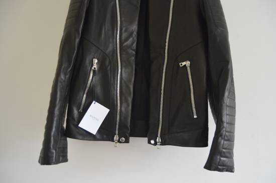 Balmain Classic Leather Biker Size US M / EU 48-50 / 2 - 3