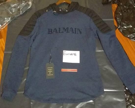 Balmain Balmain X H&M HOODIE Size US L / EU 52-54 / 3