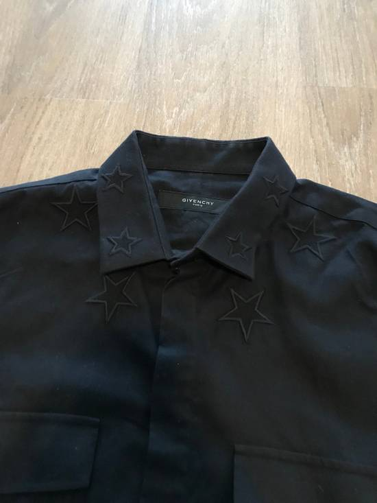 Givenchy Givenchy Star Button Up Size US L / EU 52-54 / 3