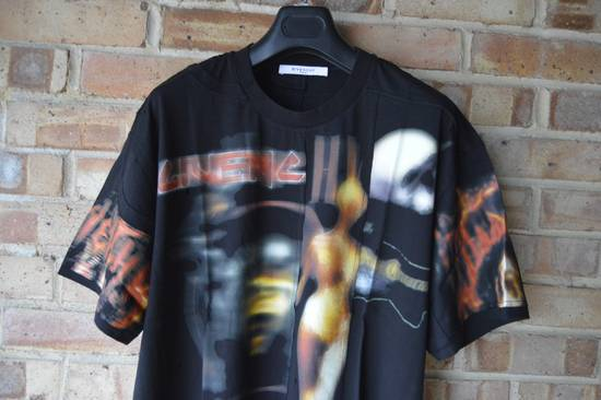 Givenchy Heavy Metal Distressed T-shirt Size US XL / EU 56 / 4 - 4
