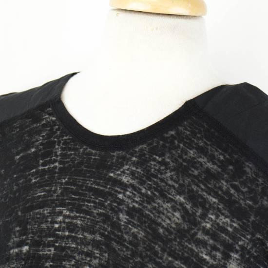 Julius MA_JULIUS Black Rayon Blend Sleeveless Long Crewneck T-Shirt Size 3/M Size US M / EU 48-50 / 2 - 3