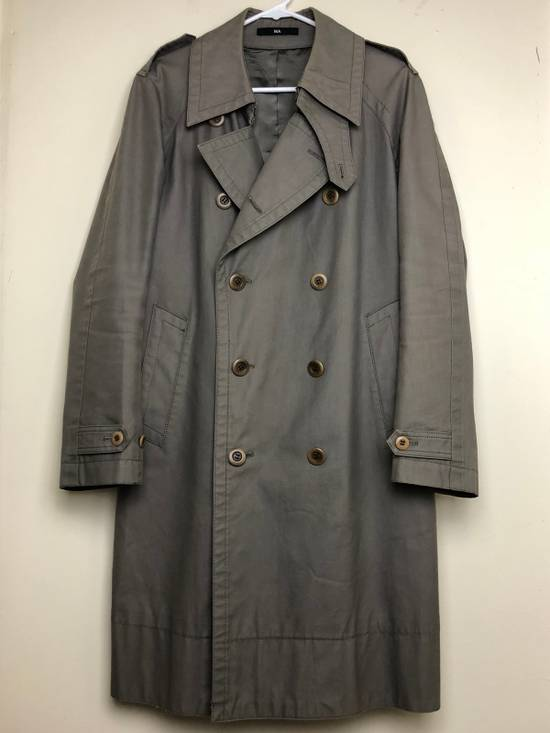 Julius SS2009 MA Assymetrical Coat Trench Size US M / EU 48-50 / 2 - 2