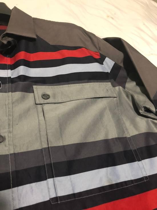 Givenchy Stripe Graphi Shirt Size US L / EU 52-54 / 3 - 1