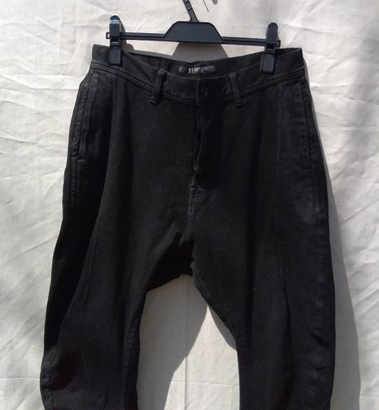 Julius Black Knit Denim Jeans f/w12 Size US 30 / EU 46 - 1