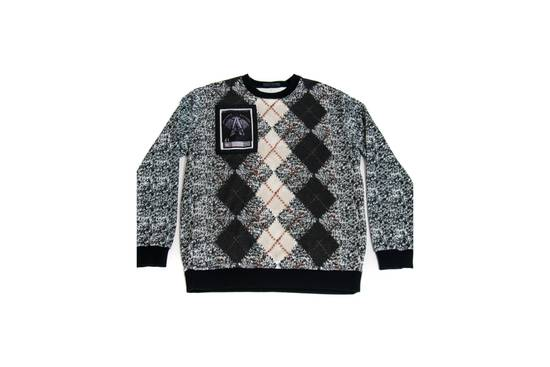 Givenchy Animal Santo Pullover Size US L / EU 52-54 / 3 - 3