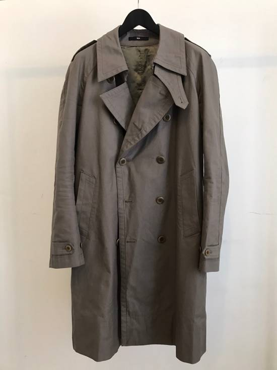 Julius JAPAN MADE MA LONG BREASTED COAT Size US L / EU 52-54 / 3