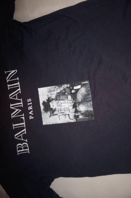 Balmain Balmain Logo longsleeve Size US S / EU 44-46 / 1 - 2