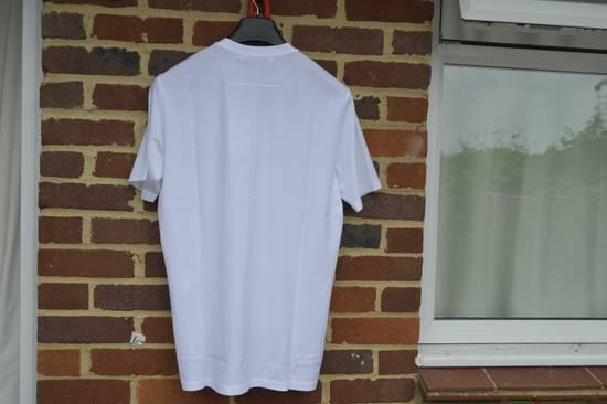 Givenchy White Hem Logo T-shirt Size US XS / EU 42 / 0 - 7