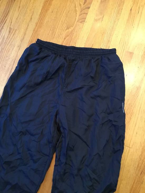 Givenchy Givenchy Active Vintage Windbreaker Black Sweatpants Size US 34 / EU 50 - 1