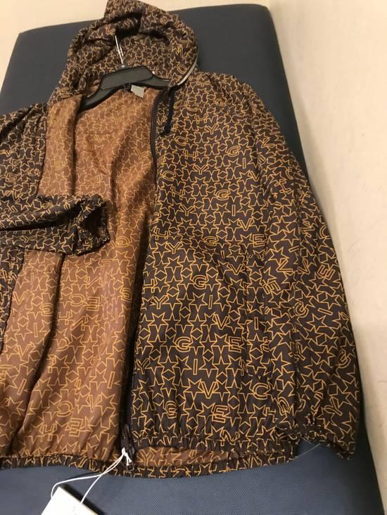 Givenchy Brown Star & Logo Contrast Zipper Size US L / EU 52-54 / 3 - 12