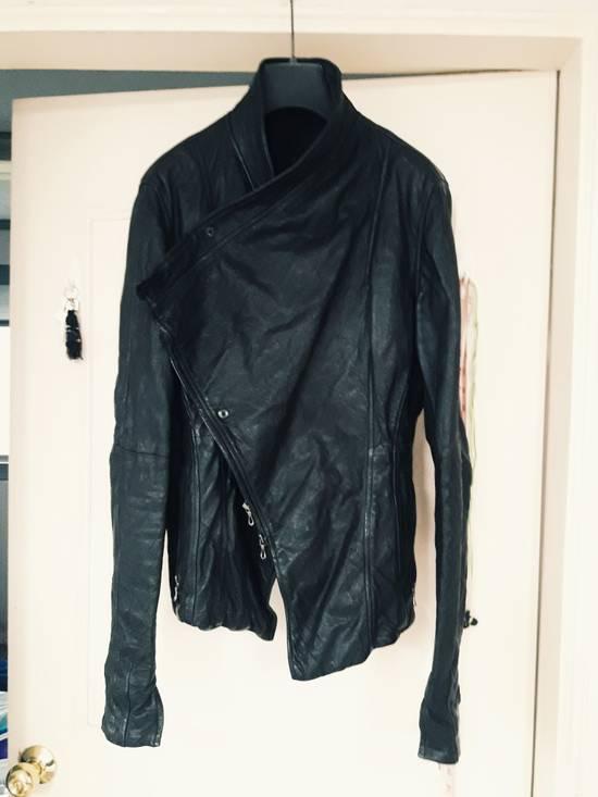 Julius FW11 Runway Thick Lamb Jacket sz2 fits 46-48 Size US S / EU 44-46 / 1 - 6
