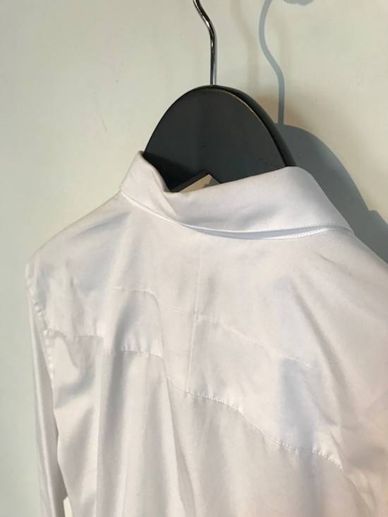 Givenchy Givenchy White Harness Straps Button Down Shirt Size US M / EU 48-50 / 2 - 4