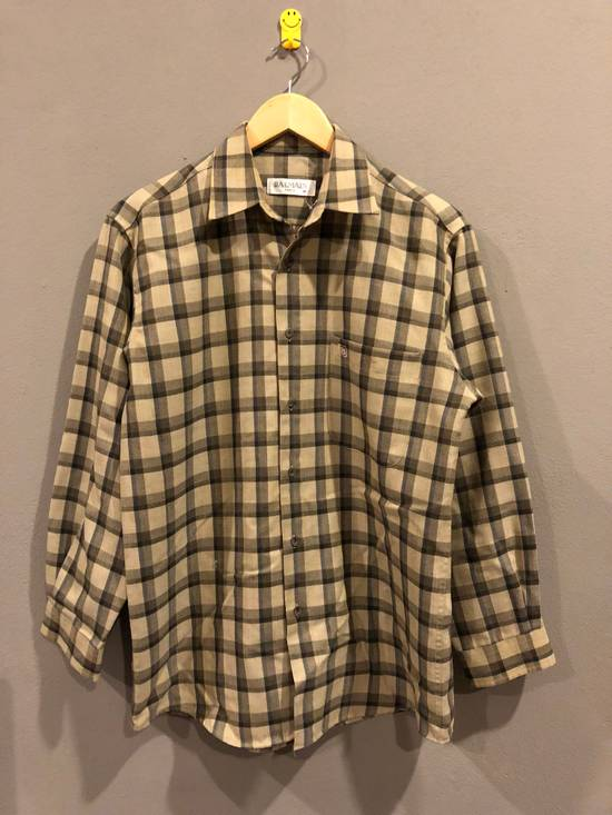 Balmain Balmain Paris Plaid Shirt Button Down Size M Size US M / EU 48-50 / 2