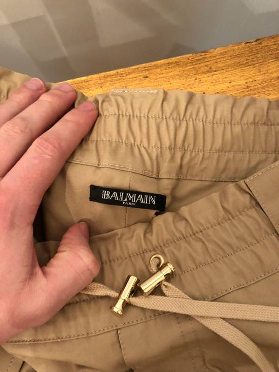 Balmain D-Ring Strap Doubled Shorts Size US 30 / EU 46 - 3