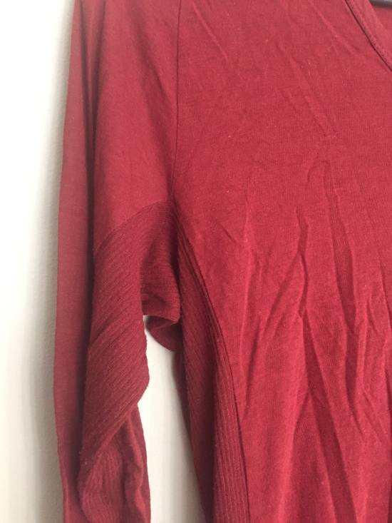 Julius SS09 Cotton/Silk Distressed Longsleeve Size US S / EU 44-46 / 1 - 4