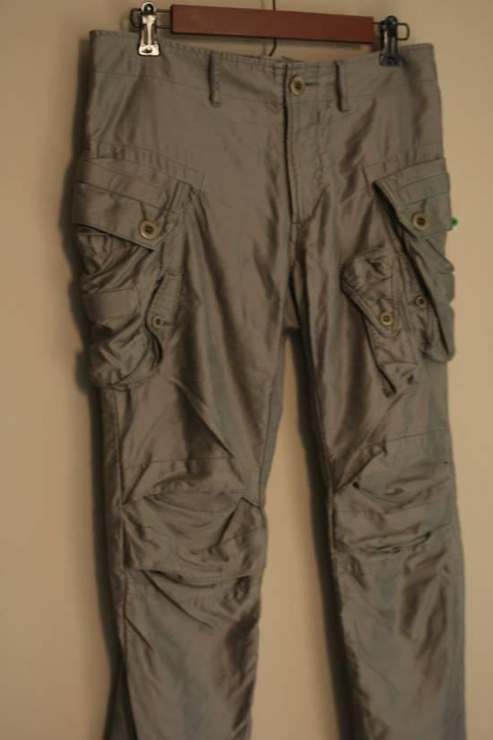 Julius SS10 Cotton-Lyocell Skinny Cargos Size US 31 - 6