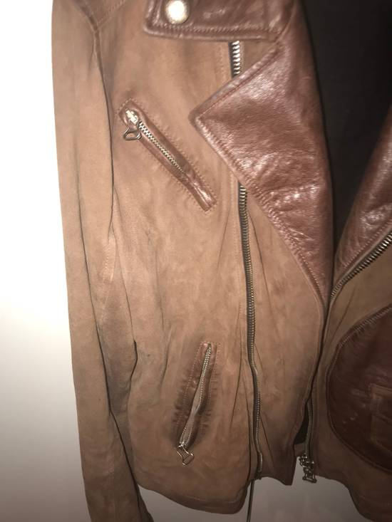 Balmain Balmain Leather Jacket Size US L / EU 52-54 / 3 - 2