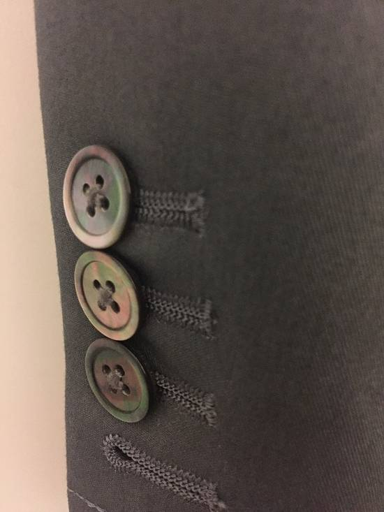 Thom Browne Chesterfield Overcoast Dark Gray Macintosh Size US M / EU 48-50 / 2 - 4