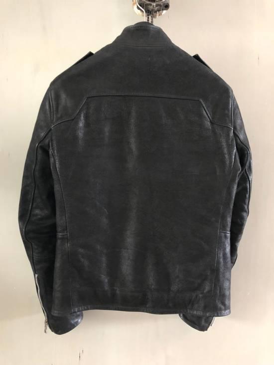 Balmain Biker leather jacket by Chistophe D for balmain Size US M / EU 48-50 / 2 - 6