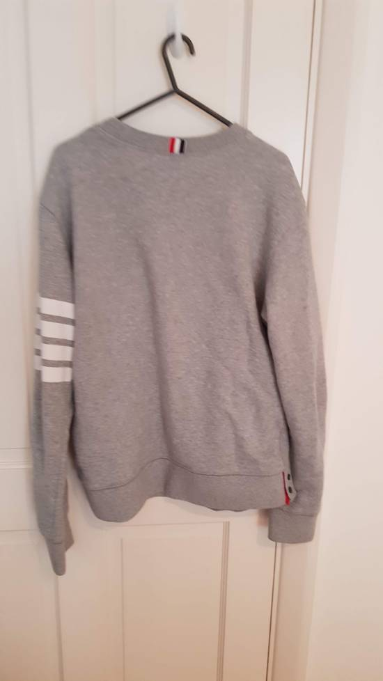 Thom Browne cosgrain loopback cotton sweater Size US M / EU 48-50 / 2 - 4